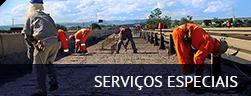 Serviços Especiais